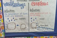 Weathering and erosion project