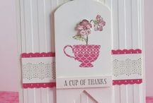 Inspiring Stampin´ up! ideas