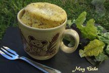 Mug Cakes Salés