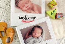 Baby Photo Books / Photo books to show off your newest addition.