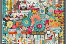 Digital Scrapbooking / by Charmaine Niemand