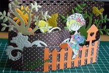 Handmade cards / Handmade greetings cards