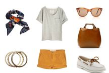 Summer Styles / by Katie Tanner