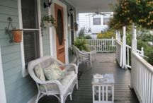 front porches / by Treena Sexsmith