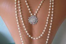 Backdrop Necklace