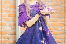 Vestidos, faldas y ropa / Vestidos de lolita que me gustan :3