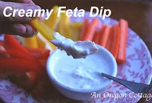 Dips, Sauces & Homemade Pantry Staples