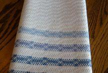 Kudotut tekstiilit