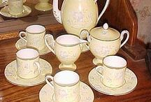 Tea time at Sherry's Antiques / Tea related items on my website. Prettty teapots and teacups, and whimsical ones too. / by Sherry Elliott