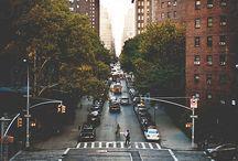 City | Streets | Environment | Inspirations