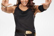 Women in WWE. / Women wrestlers & Women currently in the WWE.