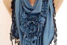 fashion / scarf , shawl