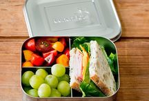 Food tin box / Boxes especially made for the purpose of containing your food for lunch etc.