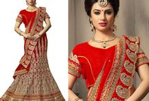 Bridal Wedding Collection / #TrendyCollection #WeddingLehanga #BridalLehnga