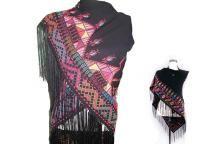 Egypt's Sinai embroidery Shawl / Egypt's Sinai embroidery Shawl