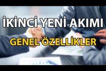 Türk Edebiyatı - Konu Anlatımı
