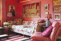 Color Studies / by Lana Burroughs
