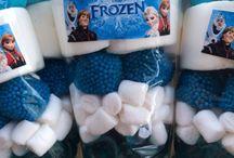 frozen synttärit