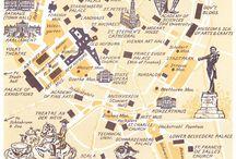 Inspiration ● Maps