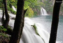 Croazia: Plitvice / Il parco nazionale dei laghi di Plitvice fa parte della lista dei Patrimoni dell'umanità dell'Unesco! Basta guardare poche immagini per comprendere il perchè! 16 laghi in successione, collegati tra loro da cascate, su una superficie di 33.000 ettari dove la protagonista è una sola: LA NATURA! http://www.2giromondo.it/2015/06/plitvice.html