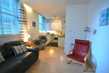 Priory House Serviced Apartment / A selection of photographs of this lovely one bed apartment in the heart of the City of London.  Sleeps 2-4, wireless internet, weekly maid service.