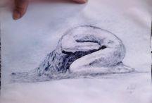 kresba , maľba , grafika / moje práce
