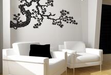 Décoration japonaise / Idee de mur
