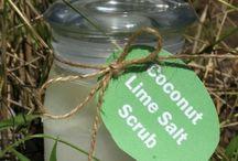 body care diy coconut etc