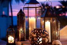marrocan lanterns