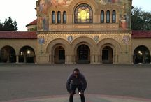 Stanford University / Nice Places on Campus