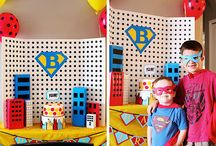 Superhero Party / by Magnolia Aristondo Vargas