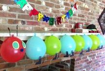 Esme birthday party
