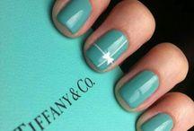 nail arts.