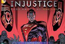Dc Comics / Dc comics Cover