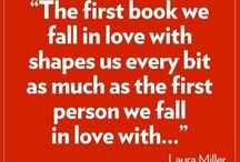 The love of a good book