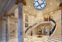 Spectacular Interiors / A touch of class and opulence.