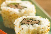 Sushi sushi sushi!!!!