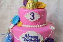 Princess D Turns 4 / Idea's for Princess Demi's 4th Birthday Party! She is insisting its a Princess Party!  / by Jenny Georgio-who