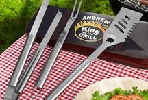Grilling Gifts  / Sizzling hot gift ideas to help take your BBQ enthusiast to master-griller status!