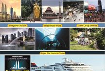 Great Wonders of Asia with Superstar Gemini Cruise - 2015 / 9 Nights /10 Days Asia Package with SuperStar Gemini Cruise at just Rs.59,999 PP/-*. Book Now !!