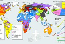 Religion Facts & Info / Facts, Maps, and Infographics about Religion