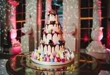AYNHOE PARK WEDDING CAKES