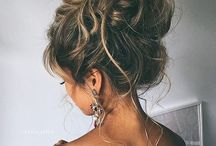 Hairstyles for ceremonies