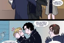 johnlock ♡