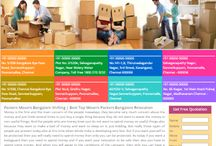 Brilliant And Steady Association Packers Movers Bangalore