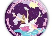 Hens Night Badges / Upcoming Hens Night? Order a Custom Made Hens Night badge for all your crew.