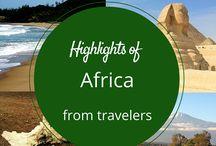 [travel] Africa