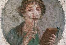 Latin Rome Pompei