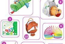 Toddler Gifts Ideas/Pomysły na prezent dla dzieci w wieku 1-4 lata