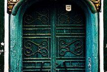 Doors / Welcome / by Lisbeth Nielsen